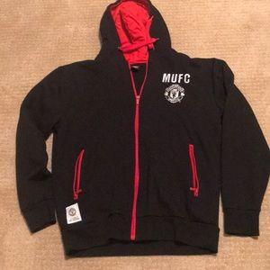 Men's Manchester United full zip